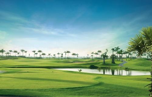 Teakwang Jeongsan Country Club (18 holes)