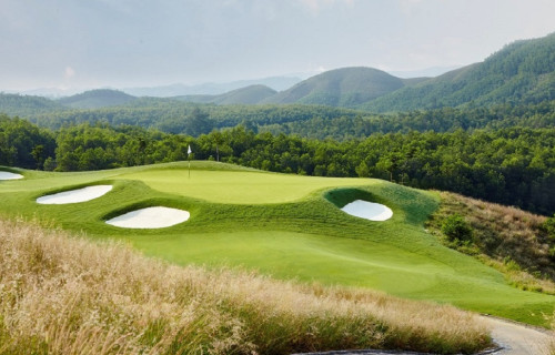 Ba Na Hills Golf Club (18 holes)