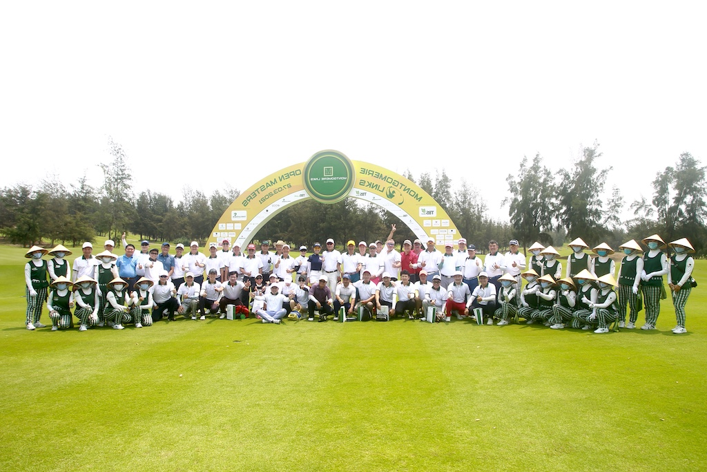 MONTGOMERIE LINKS OPEN MASTERS 2021