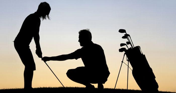 Cái thú của nghề dạy golf