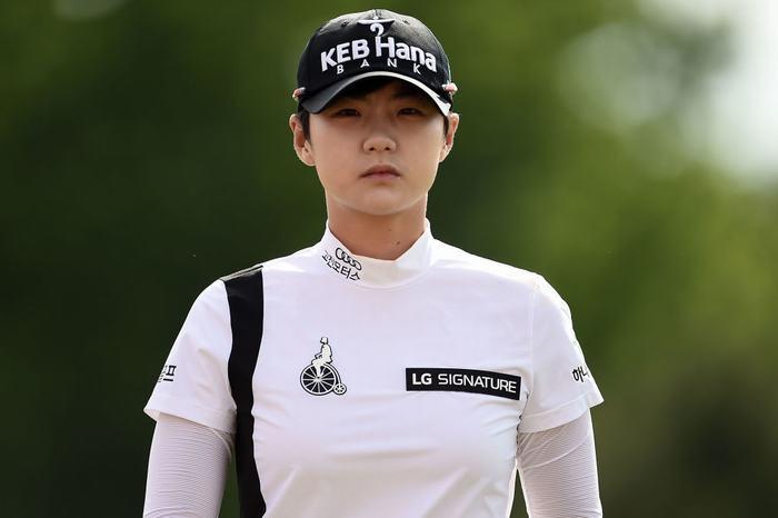 Sung Hyun Park bị chiếm ngôi số 1 thế giới sau 10 tuần nắm giữ