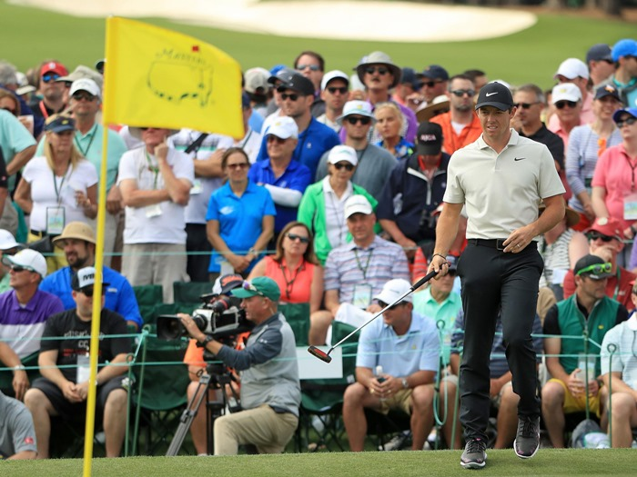 Rory McIlroy hướng tới The Masters 2019