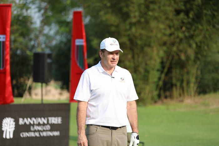 Sir Nick Faldo và tình yêu với Laguna Golf Lăng Cô 3