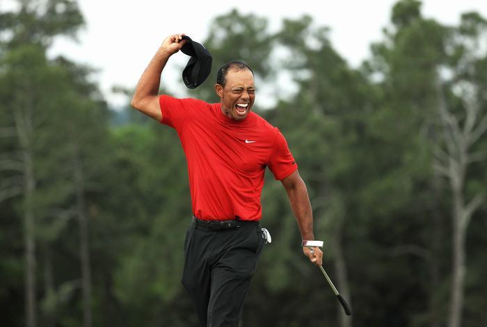 Cơn địa chấn mang tên Tiger Woods