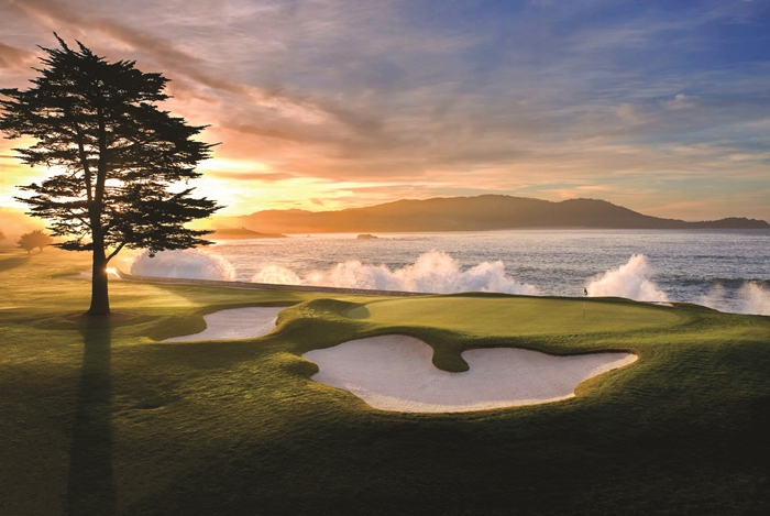 Pebble Beach Golf Links, USA