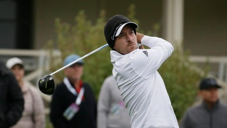 Phong độ của tay golf người Canada có phần hụt hơi hơn nhiều so với trước đó.