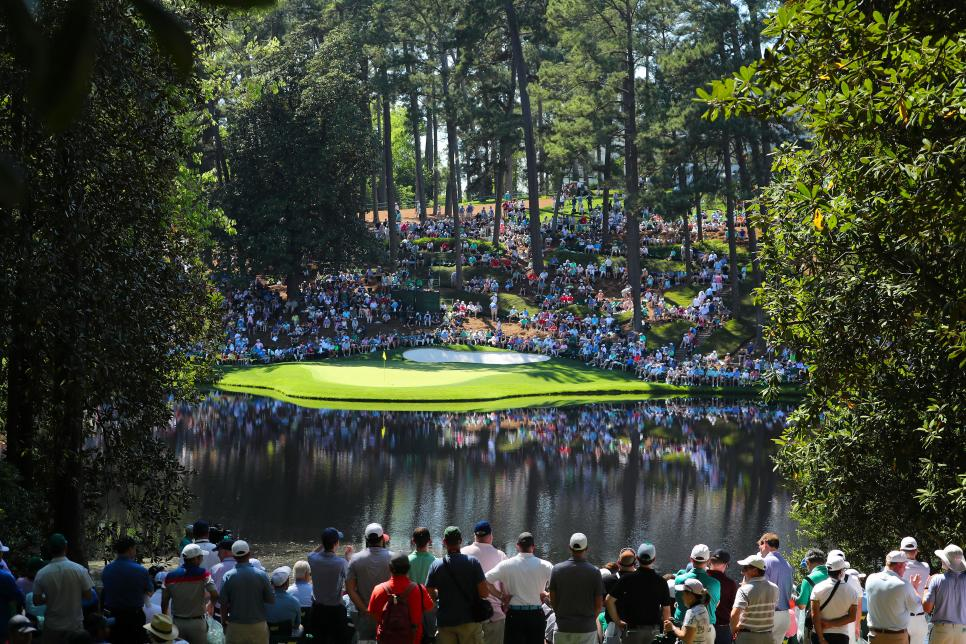 Par 3 Contest tại The Masters 2019