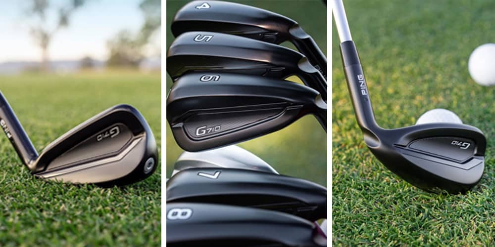 PING introduces G710 distance iron with Arccos Caddie Smart Grips