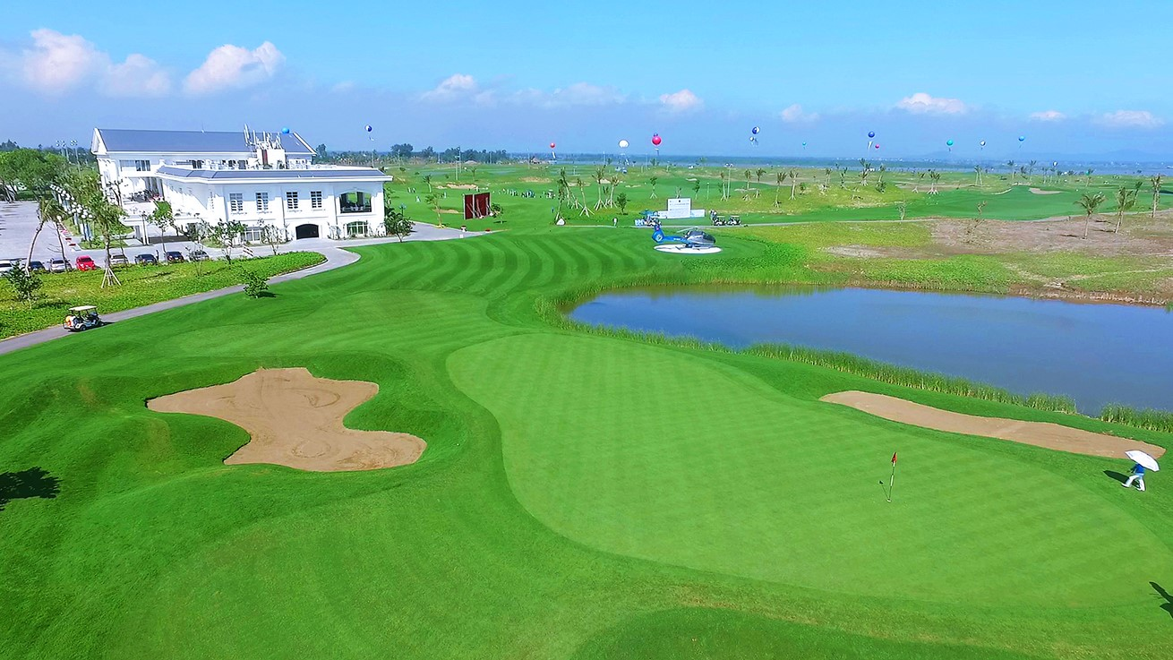FLC Sầm Sơn golf