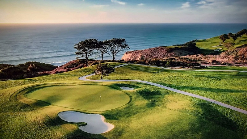 South Course (Torrey Pines, California) - US Open 2008
